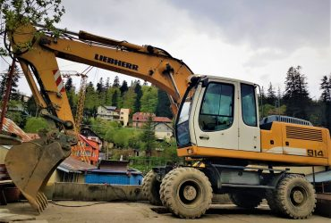 excavator mobil A914