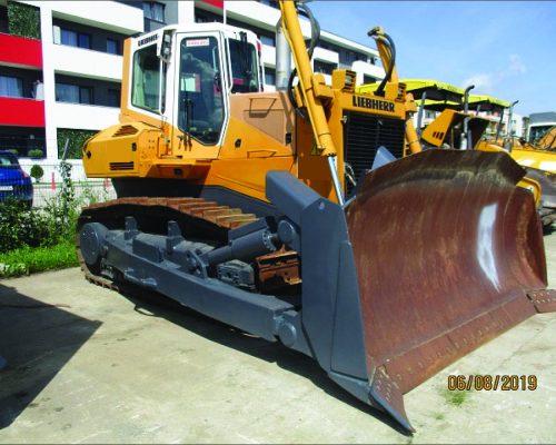 used bulldozer PR744