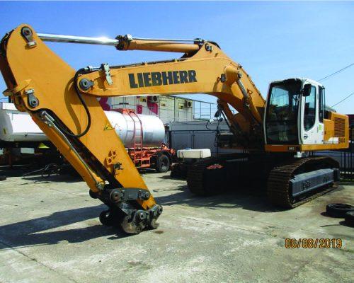 used crawler excavator R944