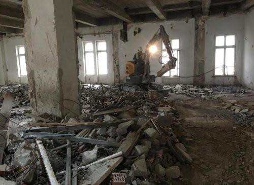 demolare interior 7