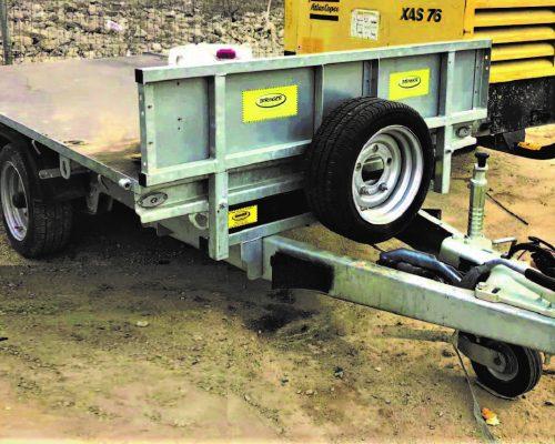 platforma transport trailer remorca auto